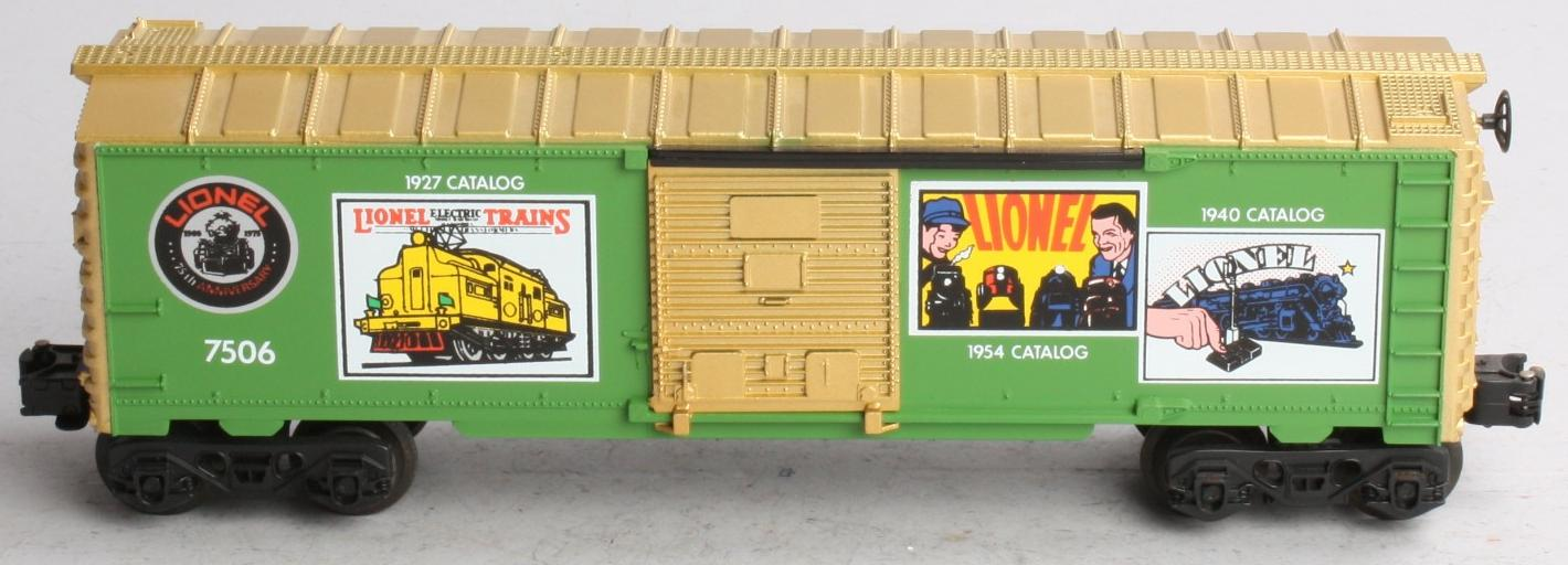Lionel Moon Landing 50th Anniversary Boxcar Very Limited O Scale